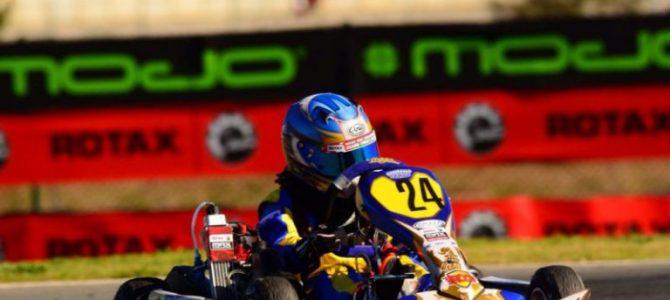 8-річний українець виборов перемогу на міжнародних гонках у Португалії