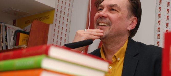 У книгарнях з'явиться новий роман Андруховича про Львів, злочинців і кохання