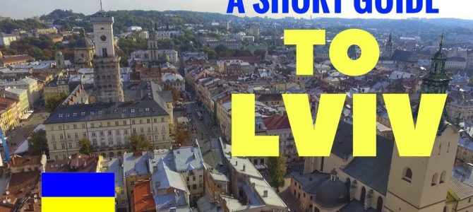 English Traveler Falls In Love With Lviv (video)