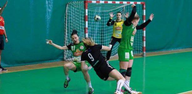 Львів'янки виграли всі ігри другого туру Балтійської гандбольної ліги