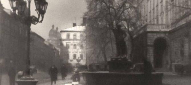 Як виглядала площа Ринок у Львові в 1941 році (ФОТО)