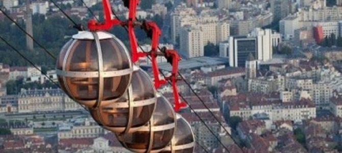 У Львові вирішили, де будуватимуть канатну дорогу на Високий замок. Візуалізація