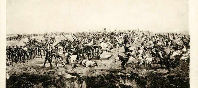Як в Львові малювали Рацлавицьку панораму в 1893 році
