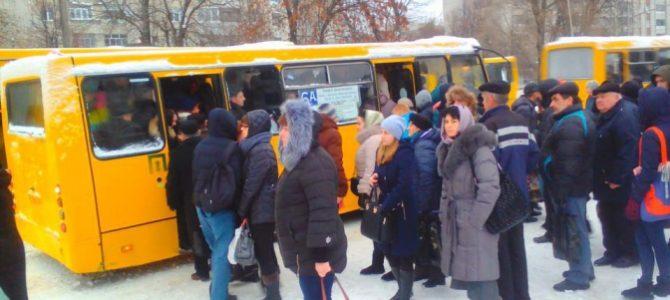 У Львові запровадять штрафи за порушення кількості транспорту на маршрутах