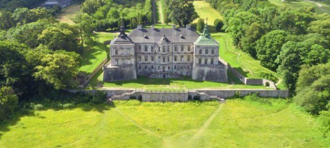 Підгорецьким замком тепер можна прогулятись віртуально