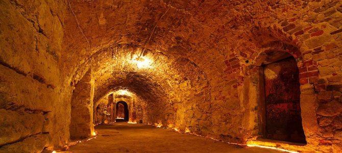 Львів з іншого боку: підземелля, де можна поблукати