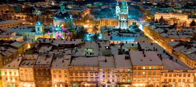 8 подій, які обов'язково потрібно відвідати у Львові на Різдво
