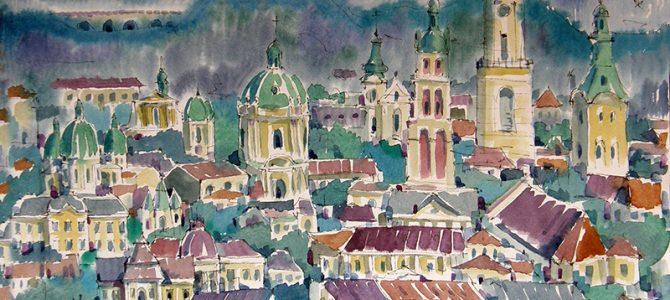 10 куточків старого Львова очима Тетяни Казанцевої