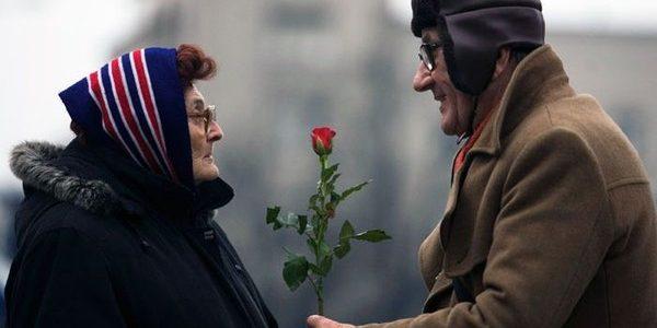 Кохання у львівській маршрутці