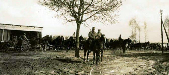Невідомі фотографії Бродів з австрійського архіву (1916-1918)