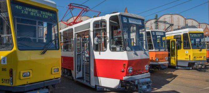 Львів придбає 30 вживаних трамваїв з Берліна
