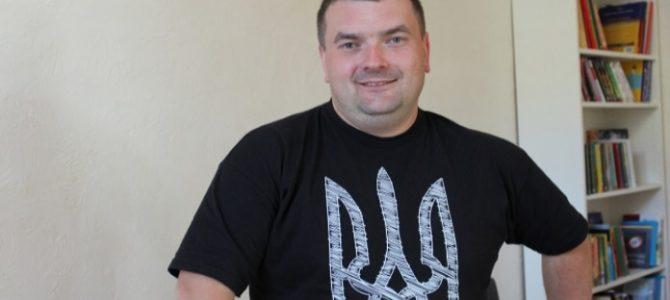 Андрій Закалюк: 30-річний директор, який став справжнім татом для учнів львівської школи-інтернату