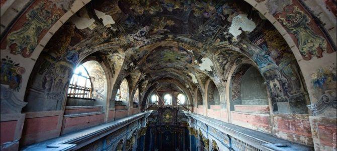 Львів'янка пожертвувала 100 000 гривень на реставрацію фресок Гарнізонного храму