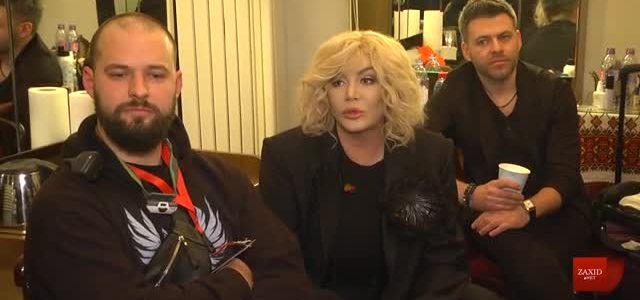 Ірину Білик таки змусили визнати Росію агресором перед концертом у Львові (відео)