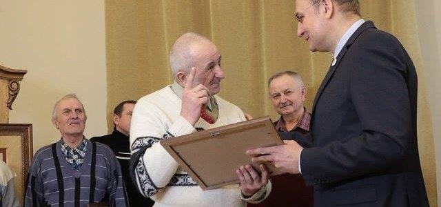 Найкращий двірник Львова поїде в тур Європою