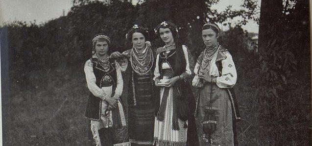 Життя галичан на ретро світлинах 1915 року