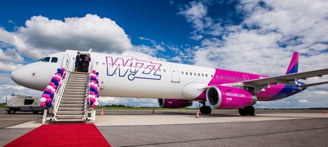 Лоукостер Wizz Air відкриє 70 нових маршрутів