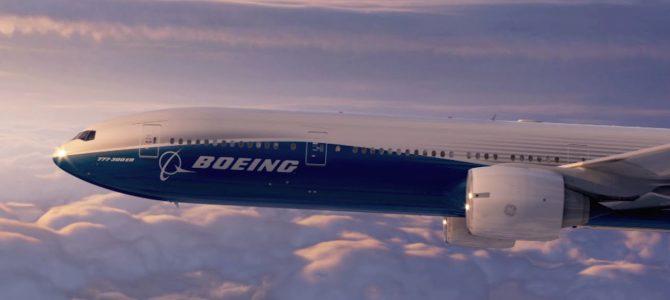 Львівський аеропорт уперше прийняв найбільший в Україні пасажирський літак Boeing 777
