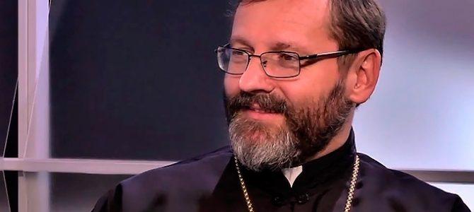 Блаженніший Святослав про багатство, бідність та лінь