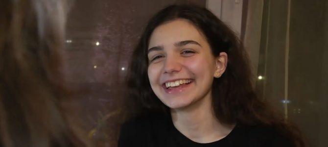 Хто вона – львівська школярка, яка поїде на олімпіаду геніїв в Америку