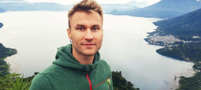 Львівський мандрівник Орест Зуб – про те, куди варто поїхати, скільки грошей брати із собою і на чому економити не слід