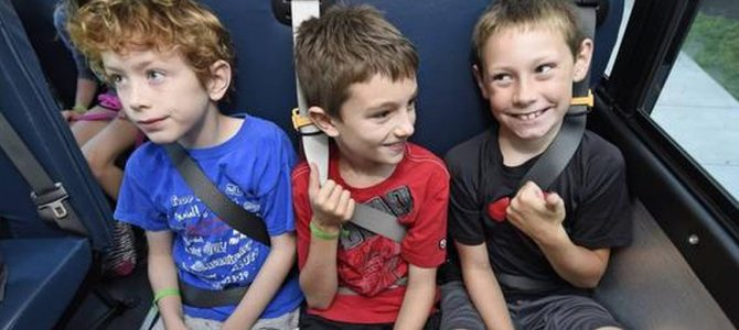 У Львові проїзд для школярів в усьому громадському транспорті став безкоштовним