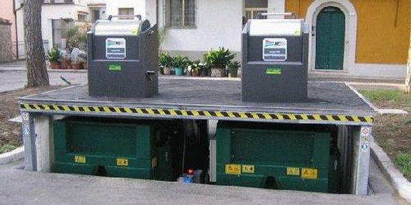 У Львові встановлять підземні контейнери для сміття