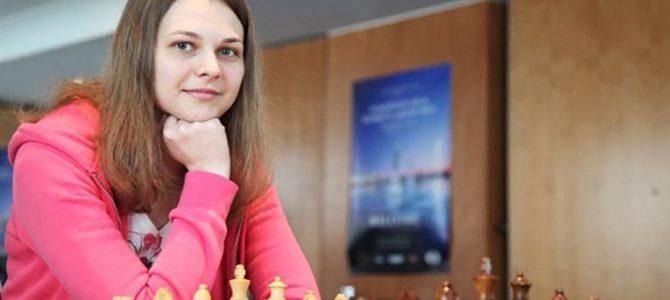 """Музичук виграла """"бронзу"""" на чемпіонаті Європи зі швидких шахів"""