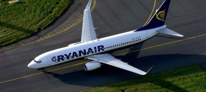 Ryanair проводить перший розпродаж на авіарейси зі Львова