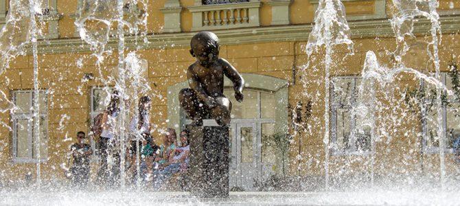 До Великодня у центрі Львова запрацює шість фонтанів