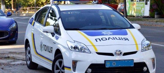 У Львові учасник ДТП поранив ножем патрульну — поліція застосувала зброю