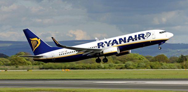 Ryanair оголосив великий розпродаж квитків