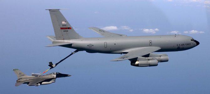 У Львові приземлились 5 літаків ВПС США: відомі деталі
