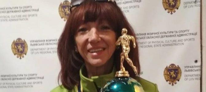 61-річна львів'янка встановила рекорд України, пробігши 250 км за два дні