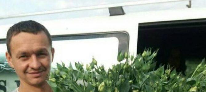 Ветеран АТО на Львівщині вирощує рідкісні «Ірландські троянди»