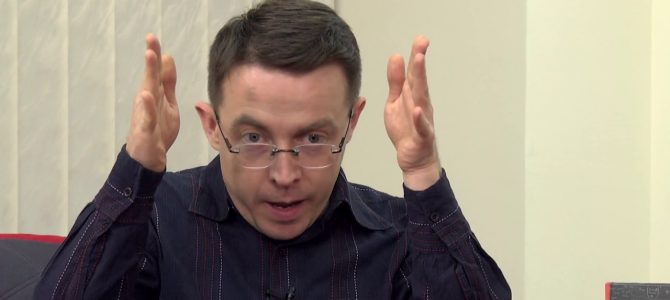 Остап Дроздов: Нехай наші галицькі заробітчани поцілують себе в сраку