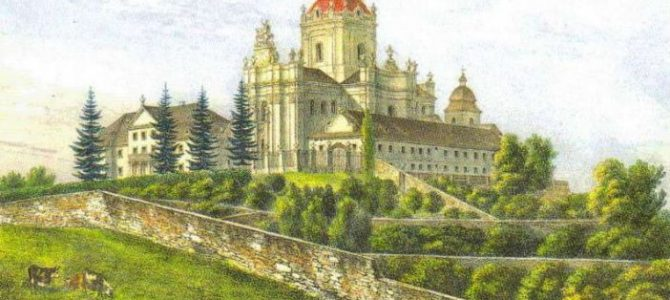 Собор Святого Юра у Львові відкриває таємниці