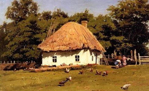 Відоме і невідоме про українську хату