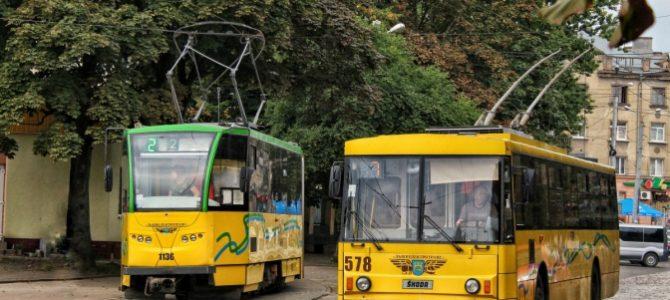 У Львові пропонують змінити маршрути трамваїв. Нові схеми руху