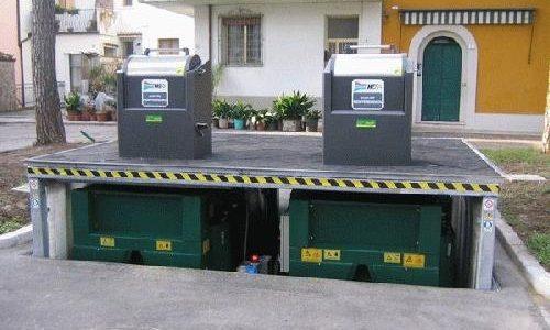 Відомо, коли у Львові встановлять перші підземні контейнери для сміття