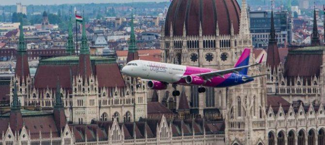 Зі Львова до Будапешта планують запустити рейс Wizz Air