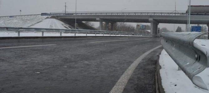 Біля Винників відкрили нову транспортну розв'язку (фото)
