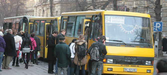 Готуйте гаманці: Приватні перевізники Львова вимагають тариф 9 грн з 1 грудня