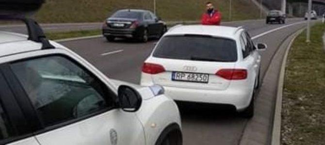 Викладача «Львівської політехніки» намагалися затримати у Польщі через українську символіку (фото)