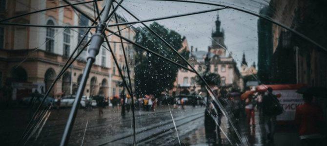Заморозки та мокрий сніг. Прогноз погоди у Львові на тиждень.