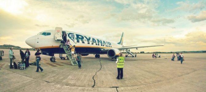 Ryanair оголосила черговий розпродаж авіаквитків зі Львова