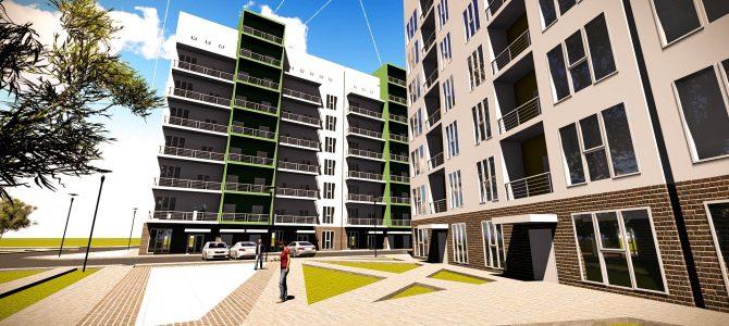 УГКЦ у Львові хоче збудувати житлову багатоповерхівку (візуалізація)
