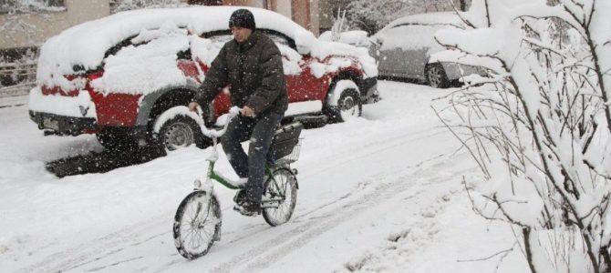 Сильний снігопад та ожеледиця: прогноз погоди на найближчі дні