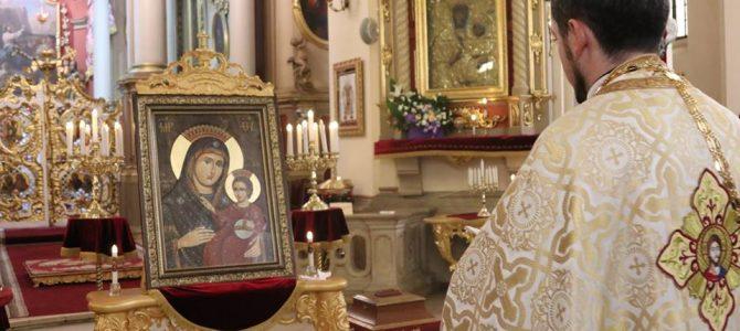 У Соборі святого Юра виставили копію унікальної Вифлеємської ікони Пресвятої Богородиці