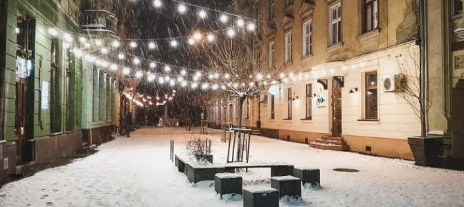 За один день у Львові випало 9% від місячної норми опадів (фото)